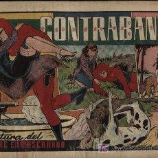 Comics - El Hombre Enmascarado.Edit.Hispano Americana. Contrabando - 21777101