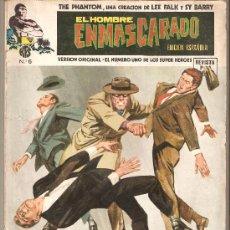 Tebeos: EL HOMBRE ENMASCARADO, EDICION ESPAÑOLA Nº 6 AÑO 1974. Lote 25898764