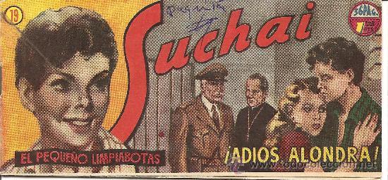 SUCHAI EL PEQUEÑO LIMPIABOTAS Nº 19 (Tebeos y Comics - Hispano Americana - Suchai)