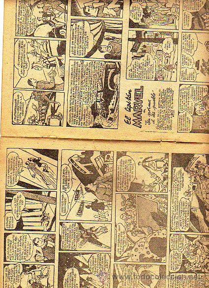 Tebeos: El capitan Marvel. Un pais extraño. y otras aventuras. nº7. Hispano Americana de Ed. 1960 - Foto 3 - 14090003