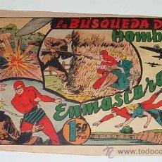 Tebeos: AVENTURAS DEL HOMBRE ENMASCARADO . LA BUSQUEDA DEL HOMBRE ENMASCARADO - HISPANO AMERICANA DE EDICION. Lote 14211277