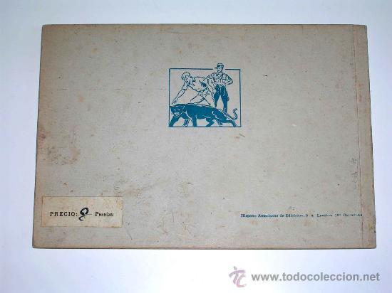 Tebeos: Jorge y Fernando Album nº 1 Ed. Hispano Americana Barcelona, tapa dura, original 1944. Excelente. - Foto 4 - 27070142