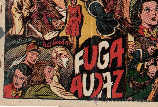 FLAS GORDON Nº 15 DE HISPANO AMERICANA (Tebeos y Comics - Hispano Americana - Flash Gordon)