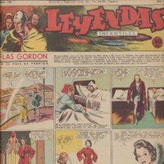 Tebeos: LEYENDAS INFANTILES Nº 106. HISPANO AMERICANA 1944.. Lote 24285892