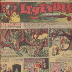Tebeos: LEYENDAS INFANTILES Nº 125. HISPANO AMERICANA 1944.. Lote 24285893