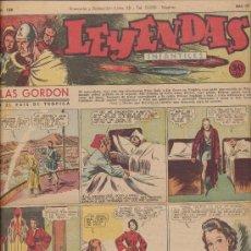 Tebeos: LEYENDAS INFANTILES Nº 106. HISPANO AMERICANA 1944.. Lote 24332647