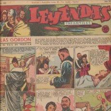 Tebeos: LEYENDAS INFANTILES Nº 105. HISPANO AMERICANA 1944.. Lote 24332648