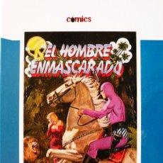 Tebeos: EL HOMBRE ENMASCARADO / EL GRAN TESORO. Lote 26713767