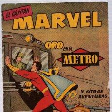 Tebeos: EL CAPITÁN MARVEL Nº 2. HISPANO AMERICANA 1960.. Lote 57700541