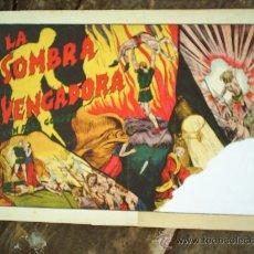 Tebeos: LA SOMBRA VENGADORA ,CON FLAS GORDON - DE LOS GRANDES , 2,50 ,HISPANO AMERICANA. Lote 20817374