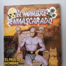 Tebeos: EL HOMBRE ENMASCARADO. Lote 27252194
