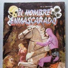 Tebeos: EL HOMBRE ENMASCARADO. Lote 27252332