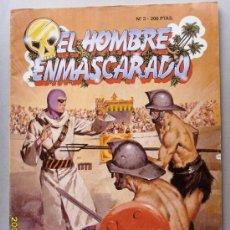 Tebeos: EL HOMBRE ENMASCARADO. Lote 27252231