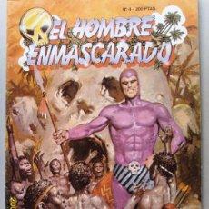 Tebeos: EL HOMBRE ENMASCARADO. Lote 27252223