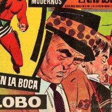 Tebeos: HEROES MODERNOS SERIE A HOMBRE ENMASCARADO Nº 12. Lote 15596504
