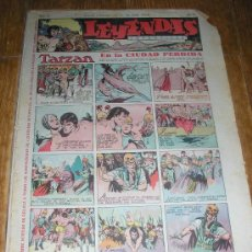 Tebeos: LEYENDAS INFANTILES Nº 97 AÑO 1937 EDITORIAL HISPANO AMERICANA . Lote 19294280