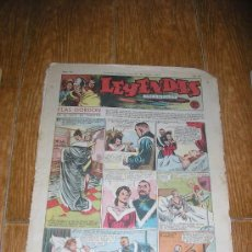 Tebeos: LEYENDAS INFANTILES Nº 105 AÑO 1937 EDITORIAL HISPANO AMERICANA . Lote 20106318