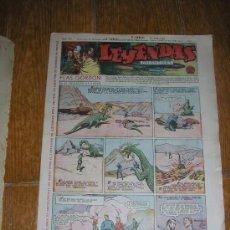 LEYENDAS INFANTILES Nº 131 AÑO 1937 EDITORIAL HISPANO AMERICANA