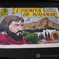Tebeos: HISTORIA I LLEGENDA Nº 22 L'ERMITA DE MIRAMAR HISPANO AMERICANA EN ... C10. Lote 20820021