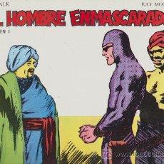 Tebeos: EL HOMBRE ENMASCARADO VOLUMEN 1. B.O. 1981.. Lote 16757357
