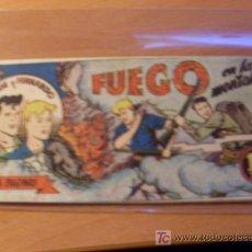 Tebeos: JORGE Y FERNANDO HISPANO AMERICANA 1949 ORIGINAL Nº 13. Lote 17029346