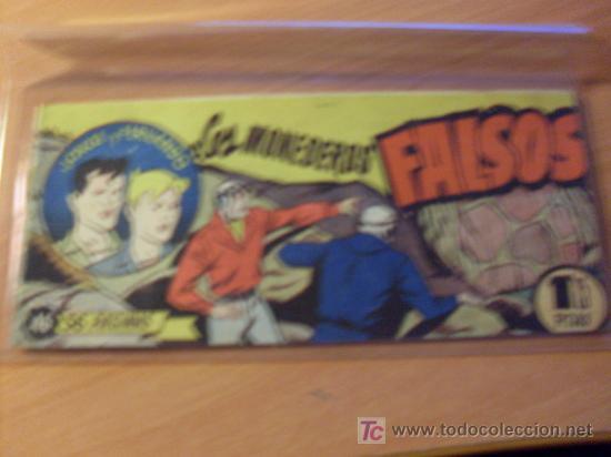 JORGE Y FERNANDO HISPANO AMERICANA 1949 ORIGINAL Nº 46 (Tebeos y Comics - Hispano Americana - Jorge y Fernando)