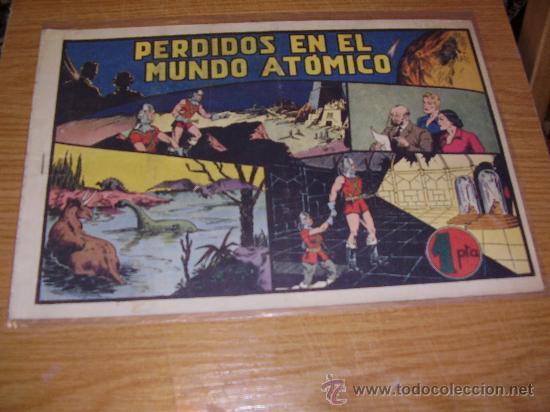 CARLOS EL INTREPIDO Nº 16 --ORIGINAL -- (Tebeos y Comics - Hispano Americana - Carlos el Intrépido)