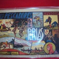Tebeos: (COM-1896)COMIC EL HOMBRE ENMASCARADO-LOS PESCADORES DE PERLAS. Lote 17297784
