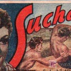 Tebeos: SUCHAI. Nº 57. LA NAVE BLANCA. HISPANO AMERICANA DE EDICIONES, S. A.. Lote 17332140