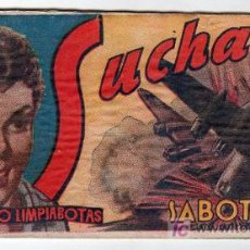 Tebeos: SUCHAI. Nº 67. SABOTAJE. HISPANO AMERICANA DE EDICIONES, S. A.. Lote 17332293