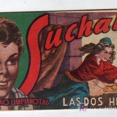 Tebeos: SUCHAI. Nº 73. LAS DOS HERMANAS. HISPANO AMERICANA DE EDICIONES, S. A.. Lote 17332410