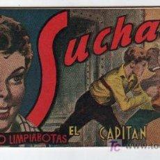 Tebeos: SUCHAI. Nº 94. EL CAPITAN AKARIDES. HISPANO AMERICANA DE EDICIONES, S. A.. Lote 17332654