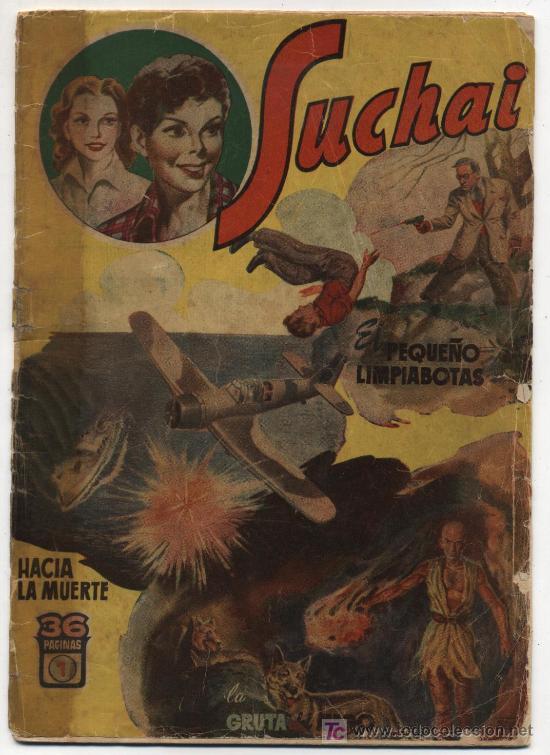 SUCHAI TRIPLES. Nº 1. HISPANO AMERICANA. (Tebeos y Comics - Hispano Americana - Suchai)