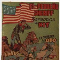 Tebeos: EL PEQUEÑO SHERIFF. TRIPLES. Nº 24. HISPANO AMERICANA.. Lote 17377971