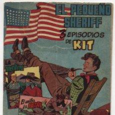Tebeos: EL PEQUEÑO SHERIFF. TRIPLES. Nº 21. HISPANO AMERICANA.. Lote 17378622