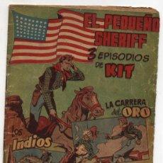 Tebeos: EL PEQUEÑO SHERIFF. TRIPLES. Nº 24. HISPANO AMERICANA.. Lote 17382191
