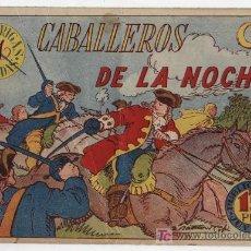Tebeos: INTRIGAS Y ESTOCADAS Nº 9. HISPANO AMERICANA 1957.. Lote 17541457