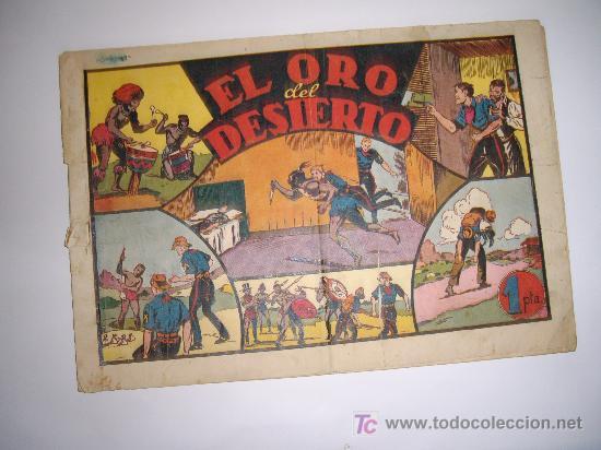 JORGE Y FERNANDO Nº 3 HISPAÑOAMERICANA ORIGINAL (Tebeos y Comics - Hispano Americana - Jorge y Fernando)