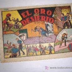 Tebeos: JORGE Y FERNANDO Nº 3 HISPAÑOAMERICANA ORIGINAL. Lote 26442022