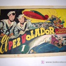Tebeos: JORGE Y FERNANDO Nº 16 HISPAÑOAMERICANA ORIGINAL. Lote 26470407
