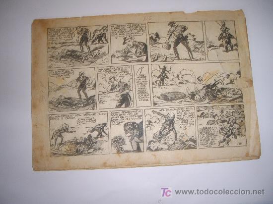 Tebeos: JORGE Y FERNANDO Nº 6 HISPAÑOAMERICANA ORIGINAL - Foto 2 - 26470408