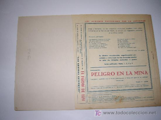 Tebeos: JORGE Y FERNANDO Nº 16 HISPAÑOAMERICANA ORIGINAL - Foto 2 - 26470407