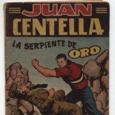 Tebeos: JUAN CENTELLA Nº 23. (17X12) HISPANO AMERICANA 1951.. Lote 17679139