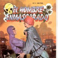 Tebeos: EL HOMBRE ENMASCARADO Nº 11. FUGITIVOS. Lote 17995604