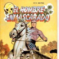 Tebeos: EL HOMBRE ENMASCARADO Nº 12. LOS GURUS. Lote 17995608