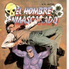 Tebeos: EL HOMBRE ENMASCARADO Nº 16. EL DICTADOR JOJO. Lote 17995635