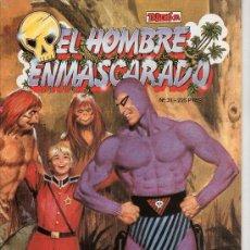 Tebeos: EL HOMBRE ENMASCARADO Nº 31. DUELO DESIGUAL. Lote 17995713