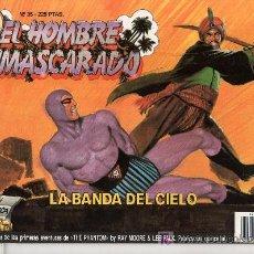 Tebeos: EL HOMBRE ENMASCARADO Nº 35. LA BANDA DEL CIELO. Lote 17995749