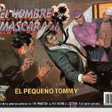 Tebeos: EL HOMBRE ENMASCARADO Nº 38. EL PEQUEÑO TOMMY. Lote 17995769