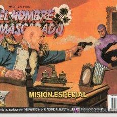 Tebeos: EL HOMBRE ENMASCARADO Nº 59. MISION ESPECIAL. Lote 17995883